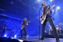 Les adieux hurlants de Metallica