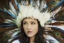 Chanson sur l'Acadie: Natasha St-Pier se défend