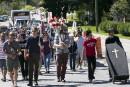 Une marche contre la «destruction des services publics»