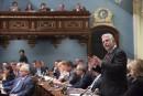 Vins québécois:la réforme progresse «très bien» assure Couillard