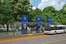 Station d'autobus à 2 millions: le ministre Poëti approuve