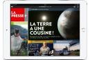 <i>La Presse</i>papier sera remplacée par<i>La Presse+</i>du lundi au vendredi dès le 1er janvier