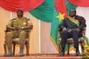 Burkina Faso: le président et le premier ministre «pris en otage»