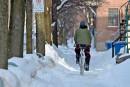 La Ville de Québec envisage de déneiger des pistes cyclables