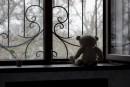 Enfant martyr deKanata: enchaîné, même envacances