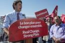 Niqab: Trudeau mettrait fin à la contestation du gouvernement