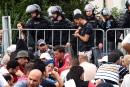 Des milliers de migrants ballotés entre les pays des Balkans