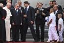 Le pape François invite Cuba et les États-Unis à se rapprocher davantage