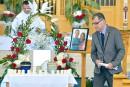 Accident mortel dans Limoilou: derniers adieux au couple colombien