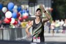 Le Shawiniganais Nicholas Berrouard remporte le marathon de Montréal
