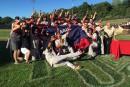 Les Aigles champions