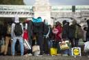 Les réfugiés boudent la France