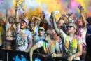 La course Color run en photos