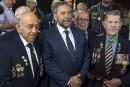 Le NPD promet 450 millions pour les anciens combattants