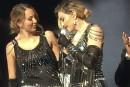 Sur scène avec Madonna: Stéphanie Jean a réalisé un rêve lundi