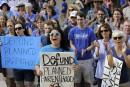 Avortement: des Américaines agitent internet
