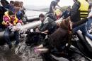 Crise des migrants: des pays d'accueil à bout de souffle