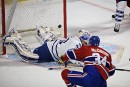 Le Canadien subit un revers de 2-1 face aux Maple Leafs