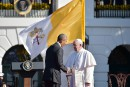 Le pape François,«fils d'une famille d'immigrés»