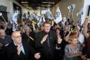 La CSN prévient les maires de ne pas accepter le pacte fiscal, sinon «ça va brasser»