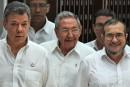 La paix d'ici «six mois» en Colombie