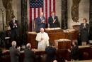 Le pape appelle les élus américains à répondre aux défis mondiaux