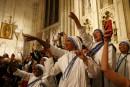 Le pape remercie les religieuses américaines