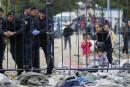 La Croatie lève son blocage à la frontière avec la Serbie
