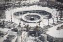 Les pèlerins achèvent les rites du hajj