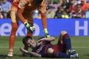 Lionel Messi absent pour «7 à 8 semaines»