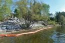 Travaux dans la baie Woodland: le permis du proprio a été révoqué