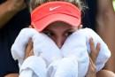 Eugenie Bouchard se retire du tournoi de Wuhan