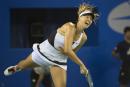 Maria Sharapova à nouveau blessée