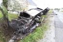 Une collision impliquant un camion et une minifourgonette fait un mort