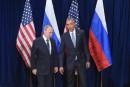 Obama et Poutine s'affrontent sur la Syrie