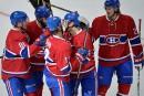 Le CH l'emporte contre les Penguins à Québec