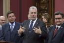 Pacte fiscal: «On fait sauter un verrou», estime Couillard