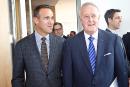 Les patrons de Québecor «fiers» de leur présentation devant la LNH