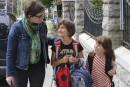 Grève des enseignants de Val-des-cerfs aujourd'hui : les parents devront faire avec