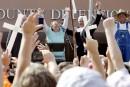 La greffière anti-mariage gai Kim Davis a rencontré le pape