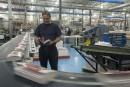 L'imprimerie Marquis à Louiseville a le vent dans les voiles