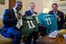 Londres souhaite avoir une équipe de la NFL d'ici cinq ans
