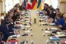 Le processus de paix retardé en Ukraine