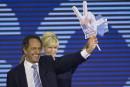 Présidentielle en Argentine: Scioli pourrait gagner dès le 1er tour