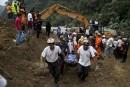 Glissement de terrain au Guatemala: au moins 30 morts et 600 disparus