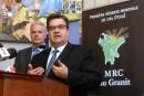 Coderre réclame un appui clair du fédéral pour sauver l'OMM