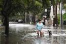 Pluies torrentielles historiques dans le sud-est des États-Unis