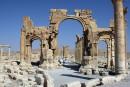 Un autre joyau de Palmyre pulvérisé par l'EI