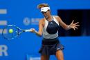 Muguruza et Kerber obtiennent des victoires aux Finales de la WTA
