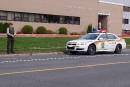 Intervention policière à Sept-Îles: l'homme est décédé à l'hôpital